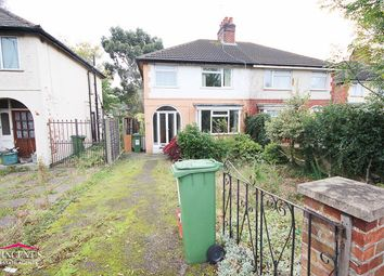 Thumbnail 3 bedroom semi-detached house for sale in Narborough Road South, Leicester