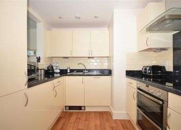 Thumbnail 2 bed flat for sale in The Lakes, Larkfield, Aylesford, Kent