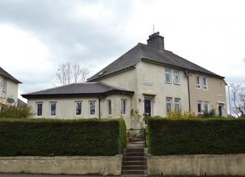Thumbnail 3 bed semi-detached house for sale in Irvine Road, Kilmarnock, Ayrshire