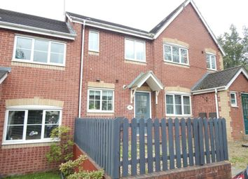 Thumbnail 2 bed terraced house to rent in Middleway, Hednesford, Cannock