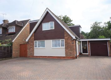 Thumbnail 4 bed detached house for sale in Ashley Drive, Blackwater