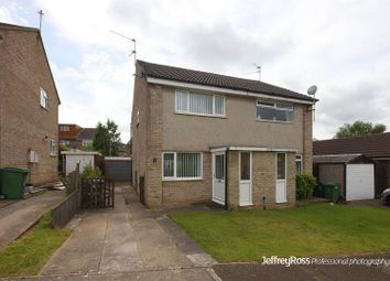 Thumbnail 2 bedroom semi-detached house for sale in Allan Durst Close, Danescourt, Cardiff