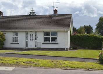 Thumbnail 2 bed terraced bungalow for sale in Lisbane Park, Mayobridge