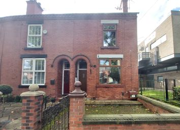 Thumbnail 2 bed terraced house for sale in Walkden Road, Worsley