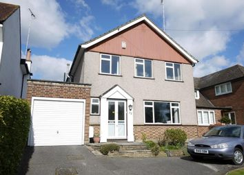 Thumbnail 3 bedroom detached house to rent in Tolmers Avenue, Cuffley, Potters Bar