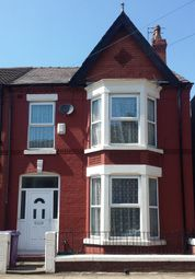 Thumbnail 4 bedroom terraced house for sale in Duddingston Avenue, Mossley Hill, Liverpool