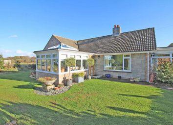 Thumbnail 3 bed detached bungalow for sale in Pless Road, Milford On Sea, Lymington
