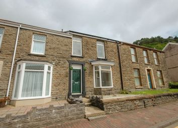 Thumbnail 3 bed terraced house to rent in Neath Road, Briton Ferry, Neath