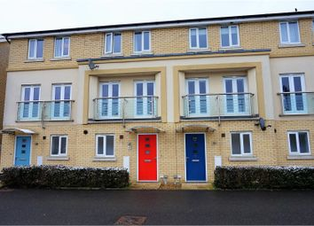 Thumbnail 3 bed terraced house for sale in Lancaster Gate, Upper Cambourne