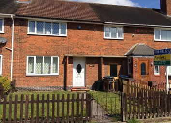 Thumbnail 2 bedroom terraced house for sale in Shard End, Birmingham