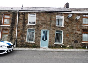 Thumbnail 3 bed terraced house for sale in Dinam Street, Nantymoel, Bridgend