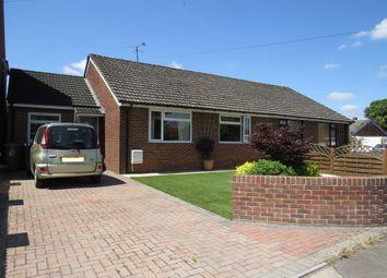 Thumbnail 2 bed semi-detached bungalow for sale in Linden Grove, Melksham