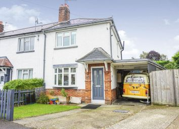Thumbnail 2 bed semi-detached house for sale in Birch Road, Southampton