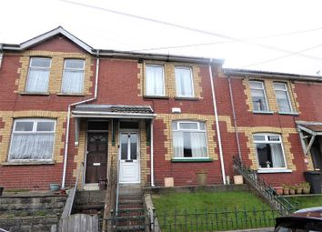 2 bed terraced house for sale in The Avenue, Pontycymer, Bridgend, Bridgend County. CF32
