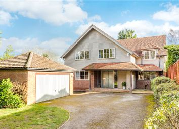 Thumbnail 5 bed detached house for sale in Harcourt Hill, Oxford, Oxfordshire
