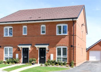 Thumbnail 3 bedroom semi-detached house for sale in Pither Close, Spencers Wood, Reading, Berkshire