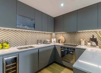 Thumbnail 3 bed flat to rent in Beaufort Park, Colindale
