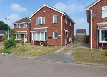 Thumbnail 4 bed detached house for sale in Meadow Garth, Evergreen Drive, Hull
