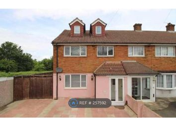 Thumbnail 5 bedroom semi-detached house to rent in Lynden Way, Swanley