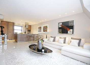 Thumbnail 4 bedroom flat to rent in St. Johns Wood Park, London