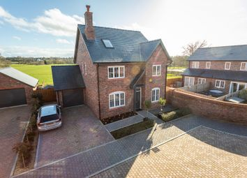 Thumbnail 5 bed detached house for sale in Higher Heath, Knutsford Road, Cranage, Crewe