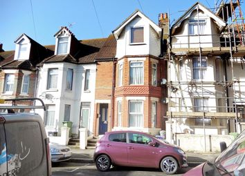 Thumbnail 2 bed flat for sale in Linden Crescent, Folkestone, Kent
