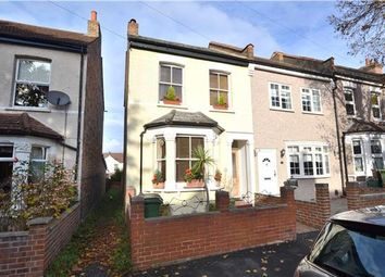 Thumbnail 3 bed terraced house for sale in Mellows Road, Wallington, Surrey
