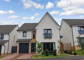 Thumbnail 4 bed detached house for sale in Birch Avenue, Elgin