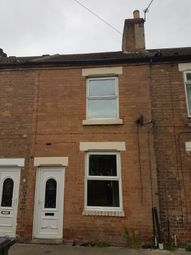Thumbnail 2 bed terraced house to rent in Vernon Terrace, Burton-On-Trend