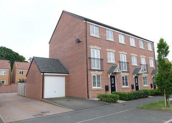 Thumbnail 3 bed town house for sale in Glaramara Drive, Carlisle