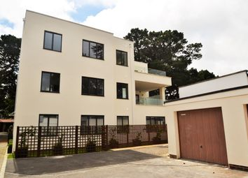 Thumbnail 3 bed flat for sale in Panorama Road, Sandbanks