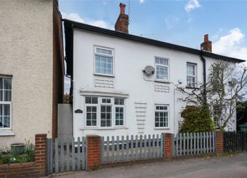 Portsmouth Road, Cobham, Surrey KT11. 2 bed end terrace house for sale