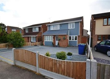 Thumbnail 5 bedroom detached house for sale in Coronation Avenue, East Tilbury, Tilbury