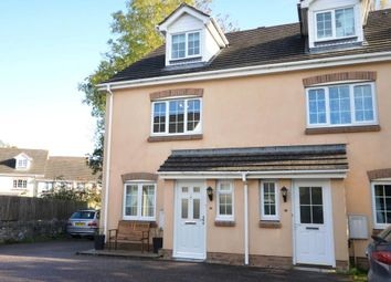 Thumbnail 3 bed end terrace house for sale in Knights Mead, Chudleigh Knighton, Chudleigh, Newton Abbot