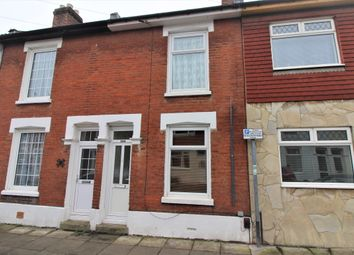Thumbnail 2 bed terraced house for sale in Newcome Road, Portsmouth