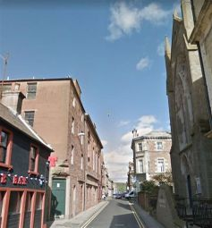 Thumbnail 3 bed flat to rent in Commerce Street, Arbroath