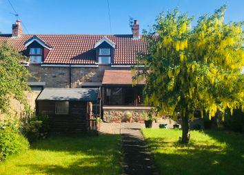 Thumbnail 2 bed cottage for sale in Mares Close, Seghill, Northumberland