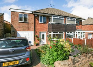 Thumbnail 5 bed semi-detached house for sale in Highfields Road, Dronfield, Derbyshire