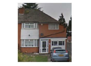 Thumbnail 3 bed semi-detached house to rent in Shirley Road, Acocks Green, Birmingham