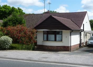Thumbnail 2 bed semi-detached bungalow for sale in Mill Road, Sturry, Canterbury