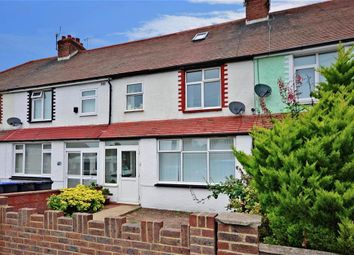 Thumbnail 3 bedroom terraced house for sale in The Gardens, Southwick, West Sussex