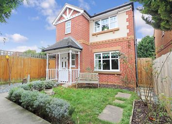 Thumbnail 3 bed detached house for sale in Tutor Close, Hamble, Southampton, Hampshire
