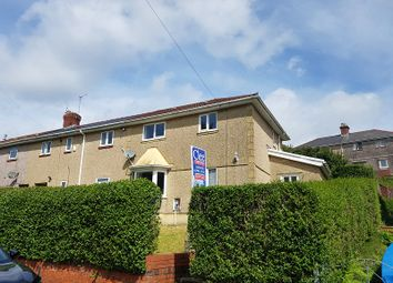 3 bed end terrace house for sale in Pantycelyn Road, Townhill, Swansea, City And County Of Swansea. SA1