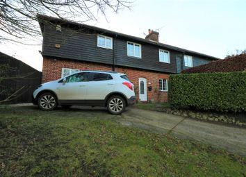 Thumbnail 4 bed semi-detached house for sale in London Road, Wrotham, Sevenoaks