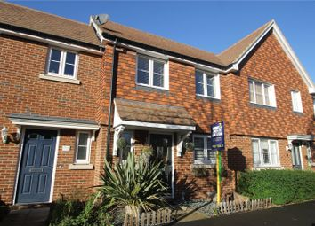 Thumbnail 3 bed terraced house for sale in Chancel Drive, Wainscott, Rochester, Kent