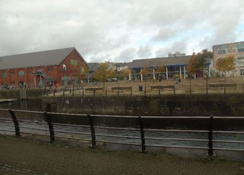 Thumbnail 1 bedroom property to rent in Abernethy Quay, Maritime Quarter, Swansea