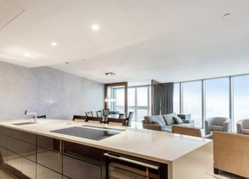 Thumbnail 3 bed flat to rent in The Tower, St George Wharf, Vauxhall