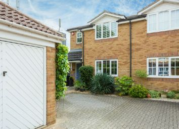 Thumbnail 3 bedroom semi-detached house for sale in Holtsmere Close, Watford