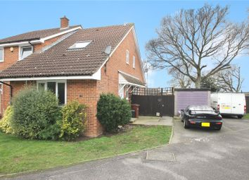 Thumbnail 1 bedroom terraced house for sale in Hilton Road, Cliffe Woods, Rochester, Kent