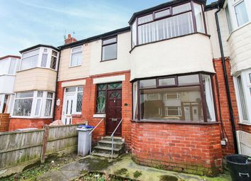 Thumbnail 3 bedroom terraced house to rent in Collyhurst Avenue, Blackpool